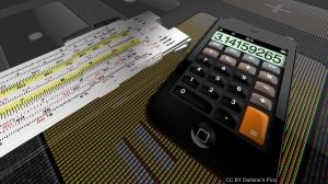 Sliderule, Calculator, iPhone